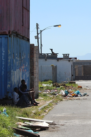 Community development takes into account the lived realities.